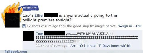 """twifags. . f 'l.. Cap' n _ is novene actually going be the g twilight premiere lumight? 12 mats If rum age thru the good ship """" magic parr"""" . Weigh in . Arr! ti"""