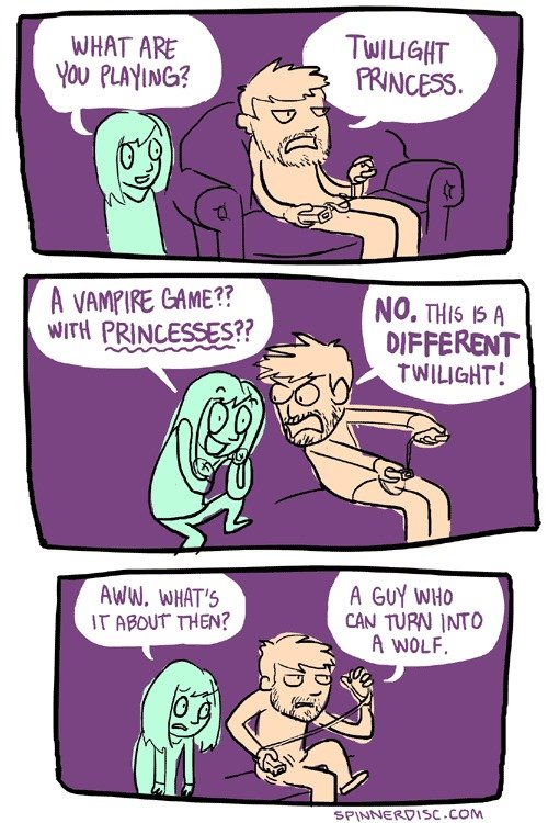 twilight princess. . LEM. This joke is actually pretty good I Lolled