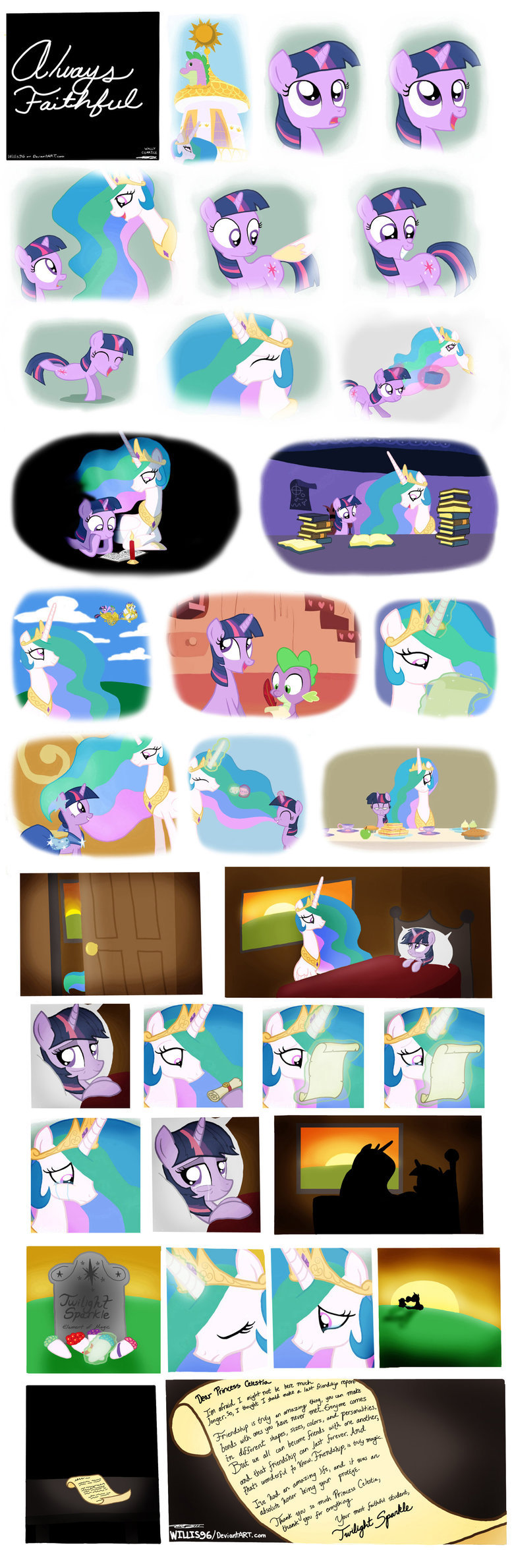 twilight sparkle. .. you wanna cry? read this right now, it is amazing! if you are a fan of mlp, but dont cry then you need to see a doctor :L