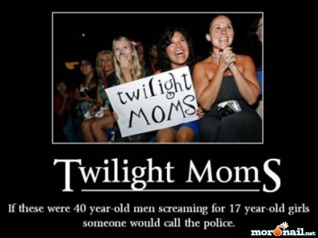 Twilight mom's. Don't forget to rate it... haha funny cuz it is ture