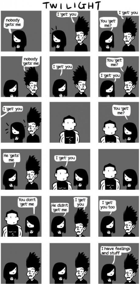Twilight. .