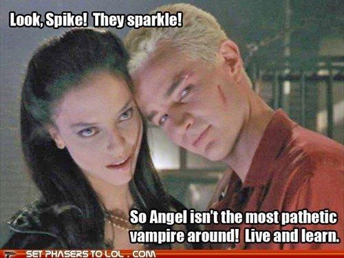 "Twilight. . look, ]_ Ieu sparkle!"" So lingual ian' must umpire annual! line and learn. SET PHASE'S TU LICK . COM"