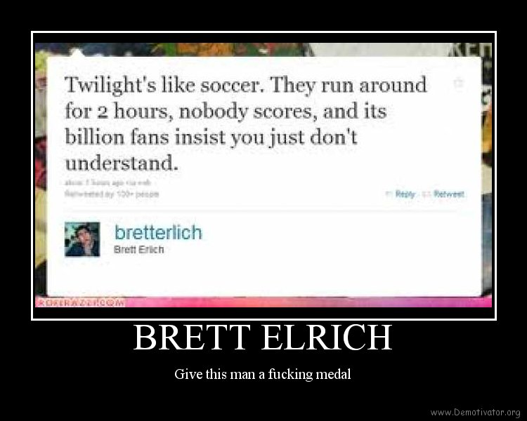 Twilight Equals Soccer. THANKS FOR THE FRONT PAGE GUYS!!!!! I appreciate it alot!...... And sorry guys but i lost about 10 uploads and i forgot what they were..
