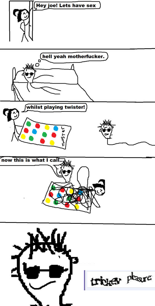 Twister. from . Hey jute! Lets have sex