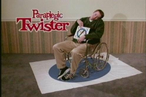 Twister. .. Can I play?