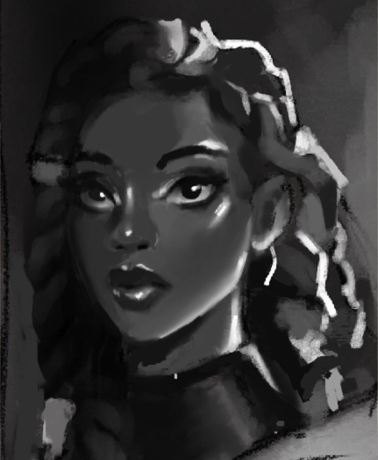 Twitch painting study hours. Drop in travelers. .. Loooks dooope