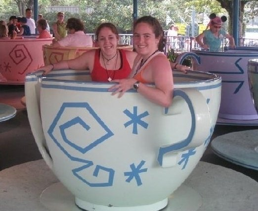 Two girls one cup. .