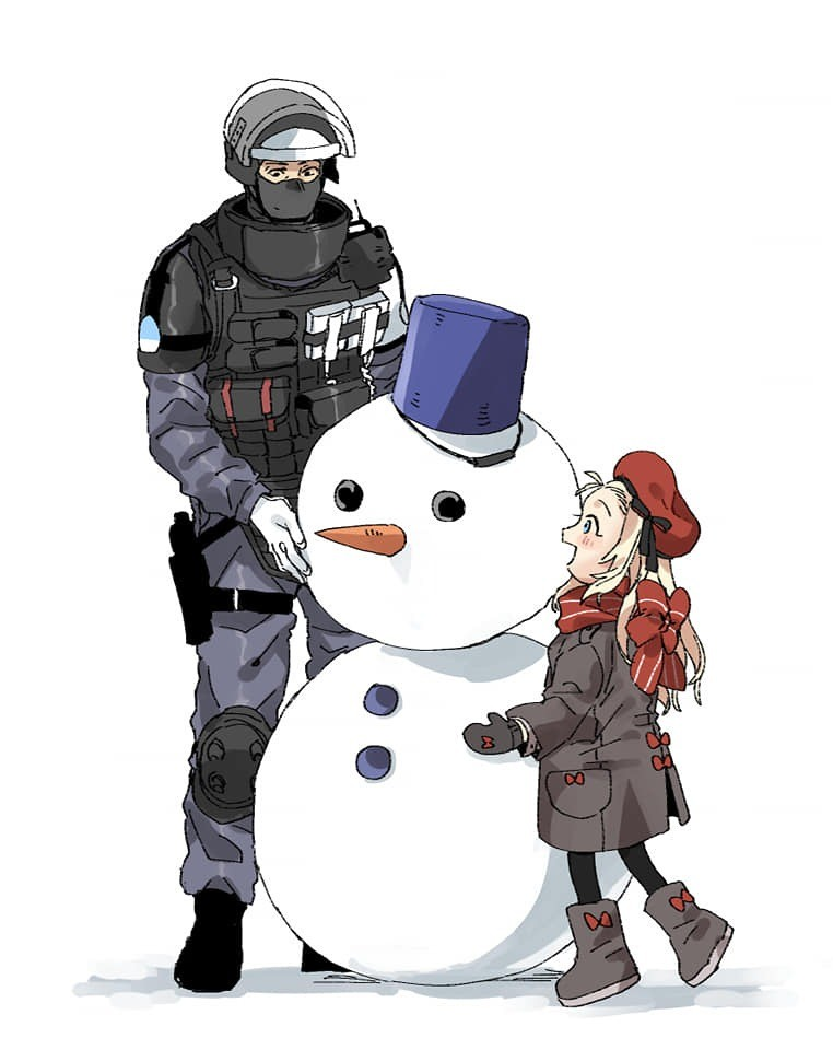 Wanna build a snowman?. join list: VidyaGames (385 subs)Mention Clicks: 25716Msgs Sent: 197585Mention History join list:. I still don't understand why GFL gets the division and Arknights gets R6S, who the swapped the games it makes no sense.