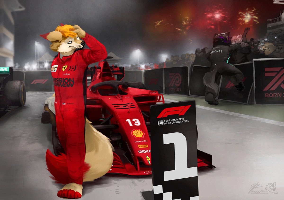 "Wanted furries with your racing? Too bad, here you go!. join list: Motorsports (190 subs)Mention History.. ""wanted furies with your racing?"" Not really, no."