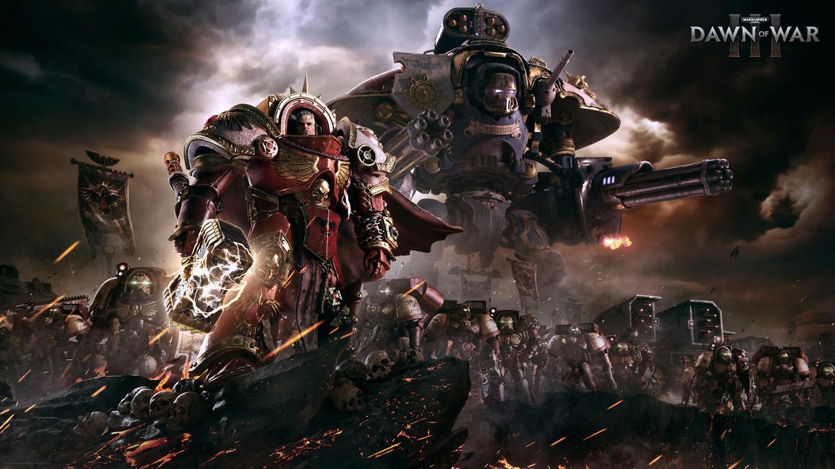 Warhammer 40K Art Comp. .