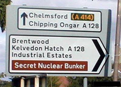 weres the bunker?. FAIL.