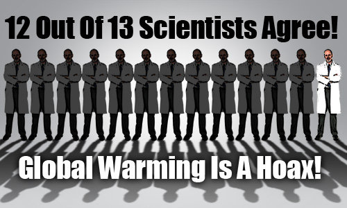 What has science wrought?. There is something very muggy abaut this weather these days... 12 out of 13 scientists agree cloning is a hoax!