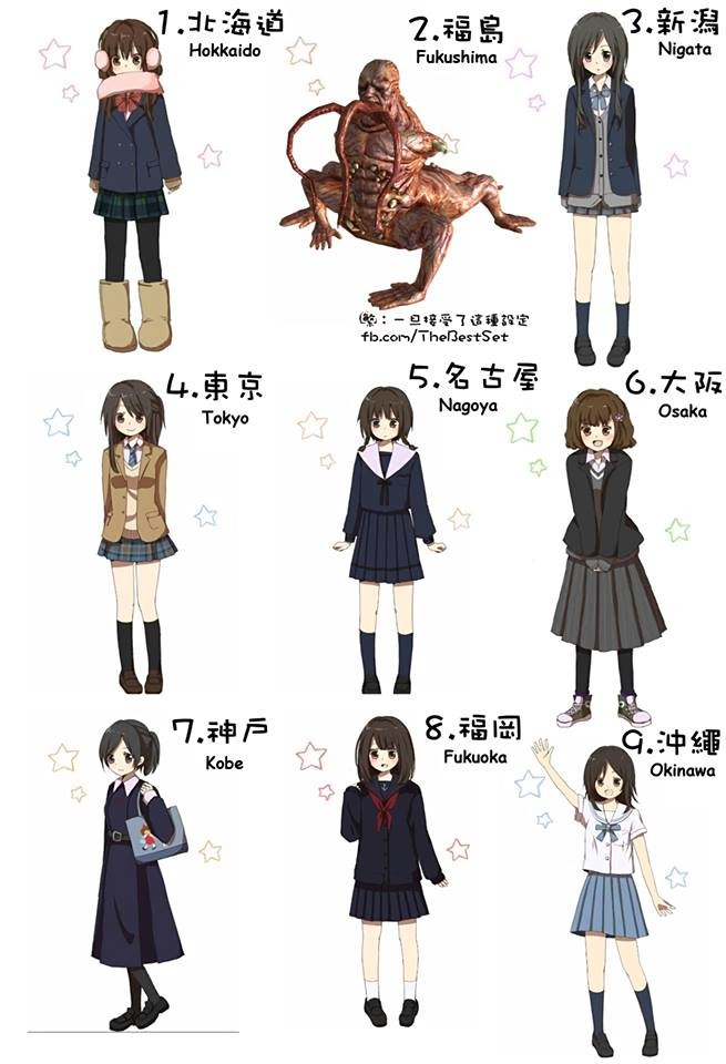 Whats your Favorite Uniform?. join list: SmolHol (1473 subs)Mention History join list:. nagasaki