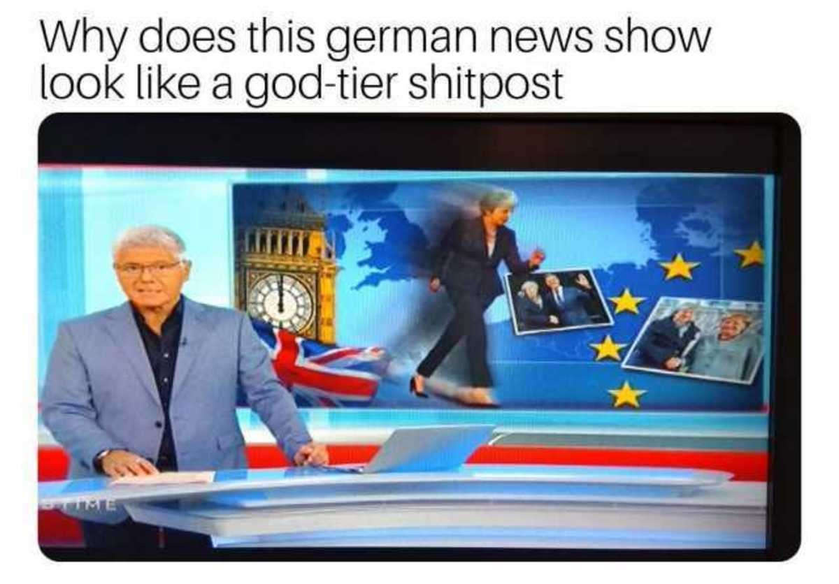 who knows 😂😂😂. .. because the UK is a god-tier