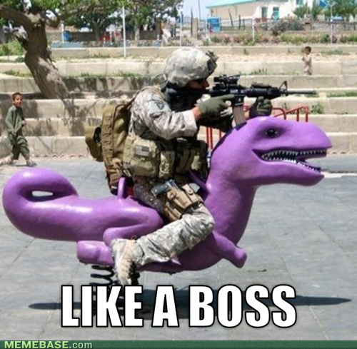 Who Needs a Humvee?. The next form of transportation.. MEMEBASE. ~:: L:. TO NARNIA