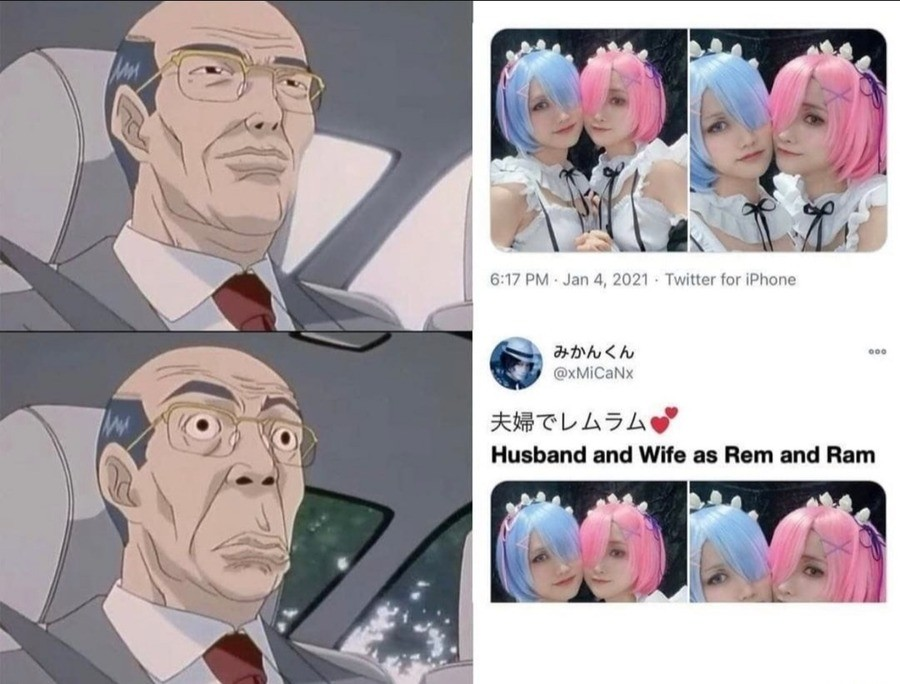 Who's Rem?. .. I feel like the one on the right is the guy