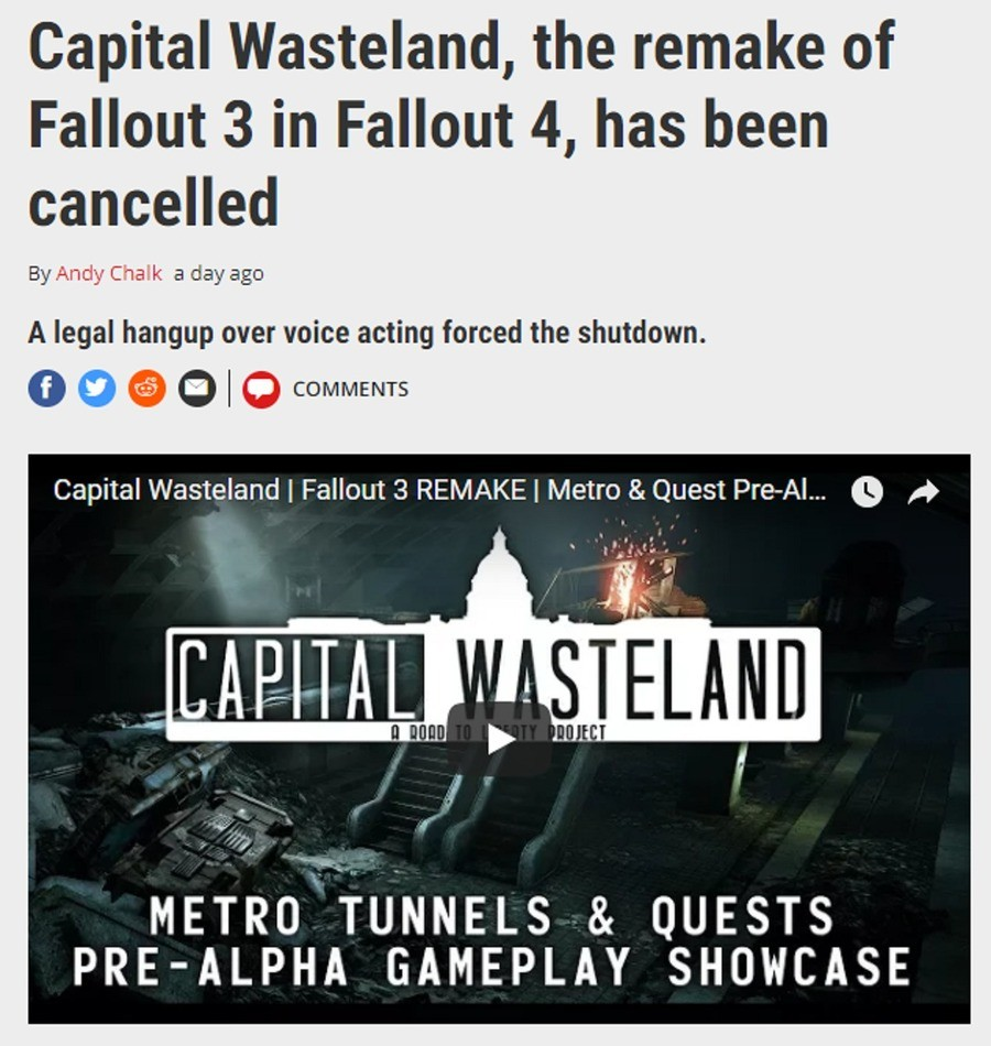 Why can't we have nice things. join list: VideoGameHumor (1701 subs)Mention Clicks: 608037Msgs Sent: 5985465Mention History. Capital Wasteland, the remake of Fa