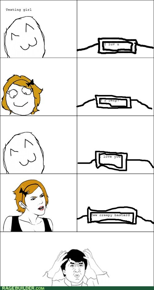 Woman logic. Idk if joke has been used before but i made it a comic...oh and dont look at the tags.