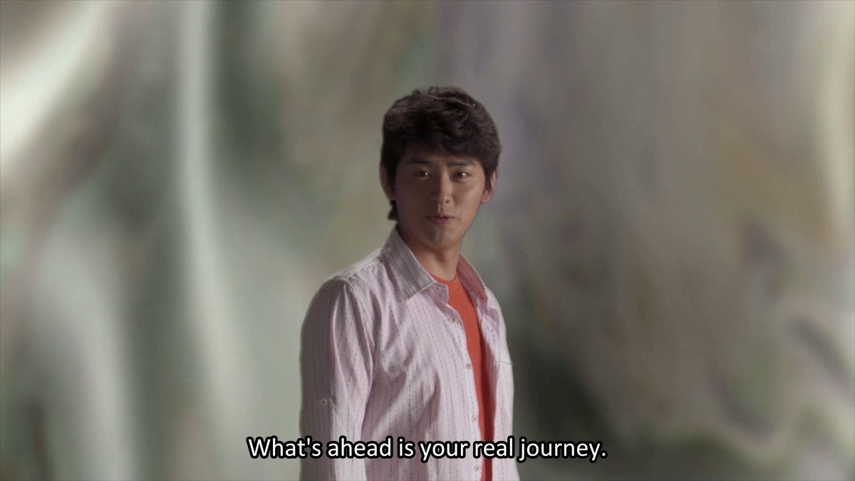 Words of support. .. Momotaros is by far one of my favorite characters in Kamen Rider