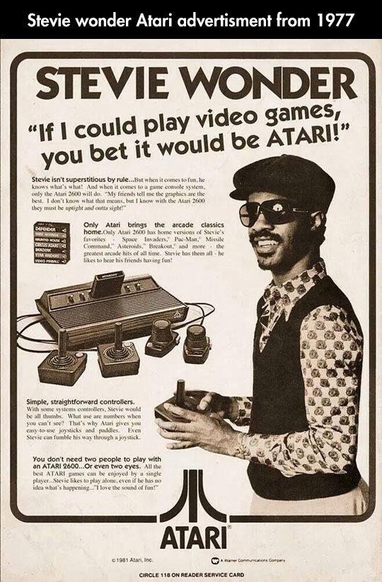 """worst pong game ever. . Stevie wander Atari ! from STEVIE 1/ giroro whai% """"hm' And Heyull It In """" gun: '',"""" bwa lulu': Lana aha tlc"""" ruh'. iirc In I ' thath Ely"""