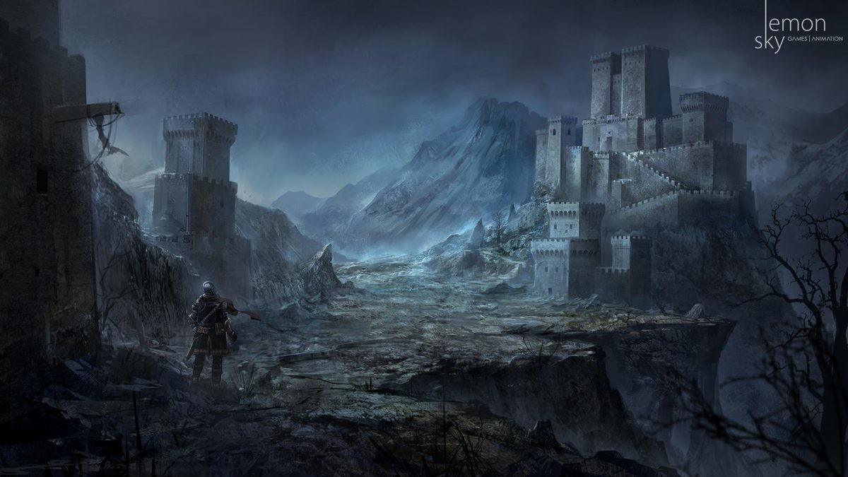 Writing a setting. Hey FJ D&D fans. I need some help in form of ideas about a setting that I wanna start writing. The idea is very Dark Souls inspired. I'd