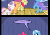 Trixie vs The Cutie Mark Crusaders