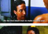 Troy and Abed Running Away from Zombies