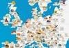 European Cheese Map!