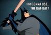 The bat-bat