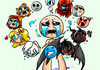 The binding of isaac: Characters