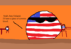 The beginning of my Polandball comic
