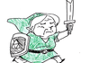 The Legend of Link's Granny