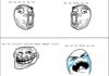 The Average 9fag comic