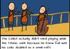 The Titanic's Cellist