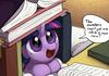 Twilight's Book Fort
