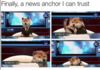 Trustworthy News Anchor