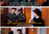 Troy and Abed pretending to be plumbers!