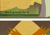 Thumb Wrestle