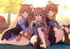 Three Generations of Raphtalia