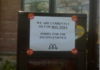 This McDonald's is Out of What?