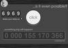 Trillion clicks