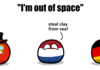 The Need for Space