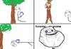 evan the trees hate me