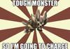 The annoying part of Monster Hunter