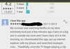 The best app review ever!