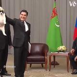Turkman vs Russian