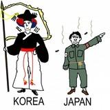 Love Japan and Korea internet fights
