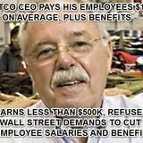Good guy CEO