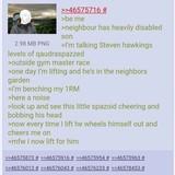 anon gains a fan