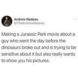 Jurassic Prequel